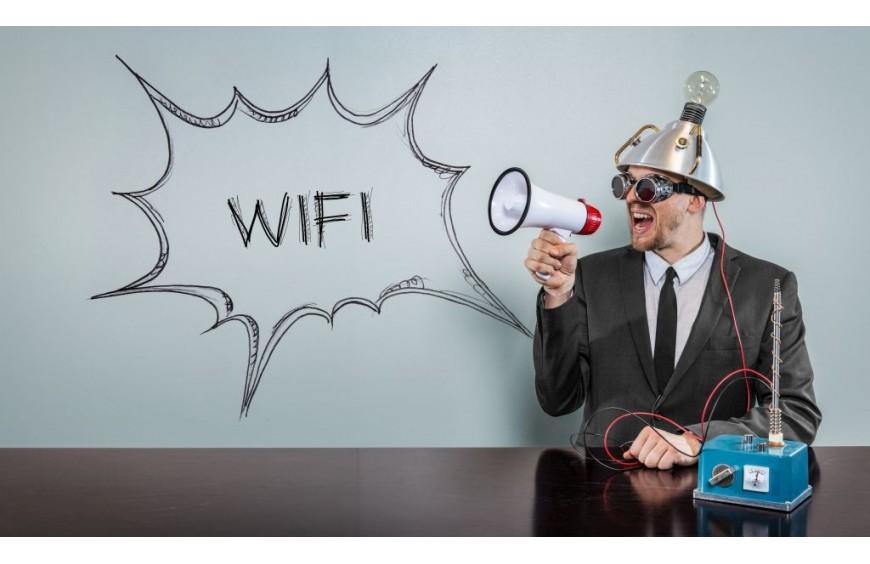 Problème de réception WiFi à la maison ?